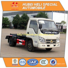 FOTON FORLAND LHD/RHD 4x2 4M3 trash collecting truck 98hp cheap price hot sale