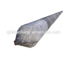 Navio que lança o balão de borracha pneumático para o mercado asiático do sudeste