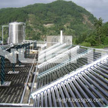 Hotel Use Low Pressure Solar Hot Water System (3 - 5 Tons)
