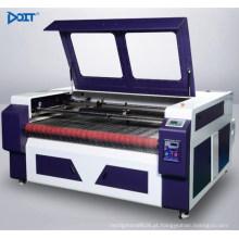 Máquina de corte a laser de dupla cabeça assíncrona inteligente DT1610-AF