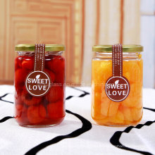 350ml Round Preserve Glass Jars for Food, Pickle