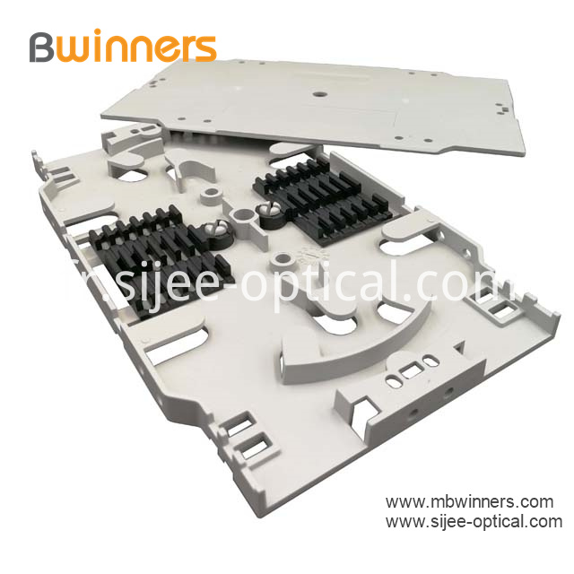 Small Fiber Splice Tray