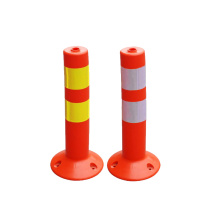 450mm PE Flexible plastic warning post
