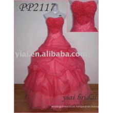 2010 fabricação sexy vestido de festa PP2117
