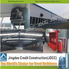 Entrepôt préfabriqué léger d'usine de structure métallique
