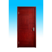 Splice Wood Grain PVC Film MDF Door