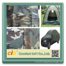 For Tent For Uniform Cotton Camouflage Fabric