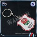 Fördernde keychain Hersteller im Porzellan / WANJUN löschen Metall keychain China Hersteller