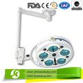 Dispositif médical pour 5 lampe Shadowless de réflecteur