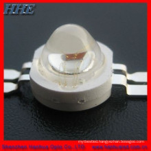 New Design 4pins 1W High Power Led Chip RGB tri-color Led Emitting