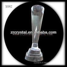 K9 prix de cristal blanc X082