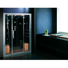 Two person EAGO steam shower cabin DZ972F8