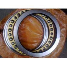 52205 Rodamiento de bolas de latón de acero cromado con empuje