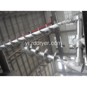 Máy trộn Ribbon Tapered / Nauta Mixer