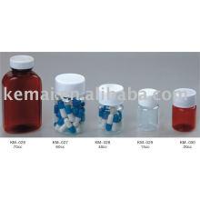 15cc-70cc medicine bottles