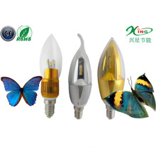 New Style LED Candle Light (ST-BLS-Y15B - 3W)