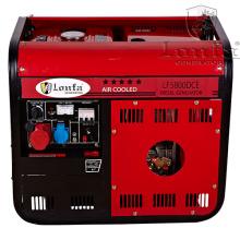 2kVA / 3kVA / 4kVA / 5kVA Generadores Diesel de arranque eléctrico para la venta