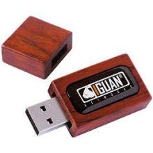 1gb/2gb/4gb/8gb Waterproof Wooden Usb Flash Drive