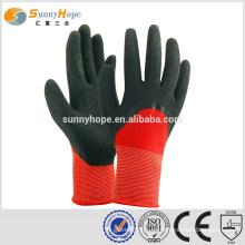 13 Gauge nylon knit general purpose guantes