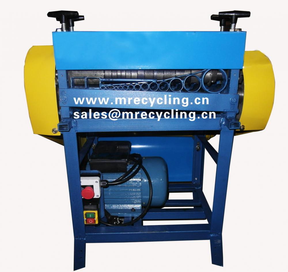 metal recycling machines