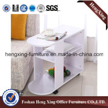 Factory Price White Livingroom Furniture /Side Table (HX-6M382)