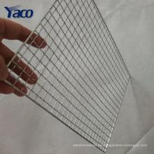 surtidor de oro de la alibaba malla de alambre de la barbacoa, parrilla del Bbq ralla la malla de alambre (fábrica de la ISO)