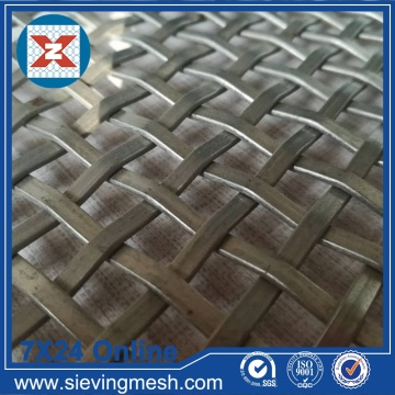 Mesh Wire Screen Crimped Mesh