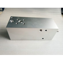 CNC Machined High Precision Aluminum Part Used in Auto Equipment with High Quality