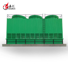 Square Tower Cross Flow Rectangular Water Cooling Tower(100T-1000T)