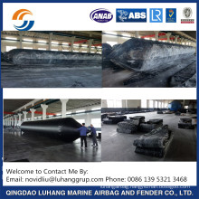 Inflatable Air-tight Rubber Boat Lifting Marine Airbag