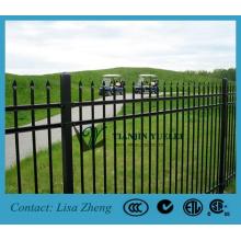 Clôture de jardin / clôture / clôture de fer ornementale Vente chaude