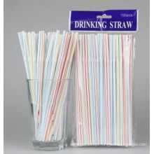New Pink Paper Drinking Straw for Party