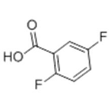Acide 2,5-difluorobenzoïque CAS 2991-28-8