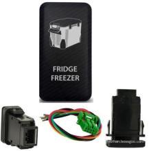 Toyota Push Switch Fridge Feezer Symbol
