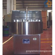 Automatic symmetric gropping bottle washing machine