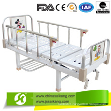 Hospital Baby Bed with Shoes Holder for Baby Homecare Use