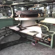 Подержанная 34 Inch Xinlong Open Width Single Jersey Вязальная машина
