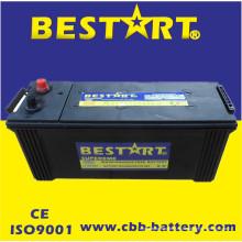 La batería de vehículo resistente de la batería del carro de alta calidad 120ah 24V N120-Mf