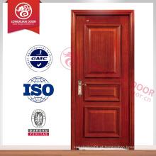 As últimas portas de madeira de design fazem na China