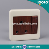 Igoto ET8615-N 15A electric wall switch & sockets