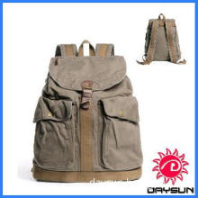 Fashion Military canvas backpack