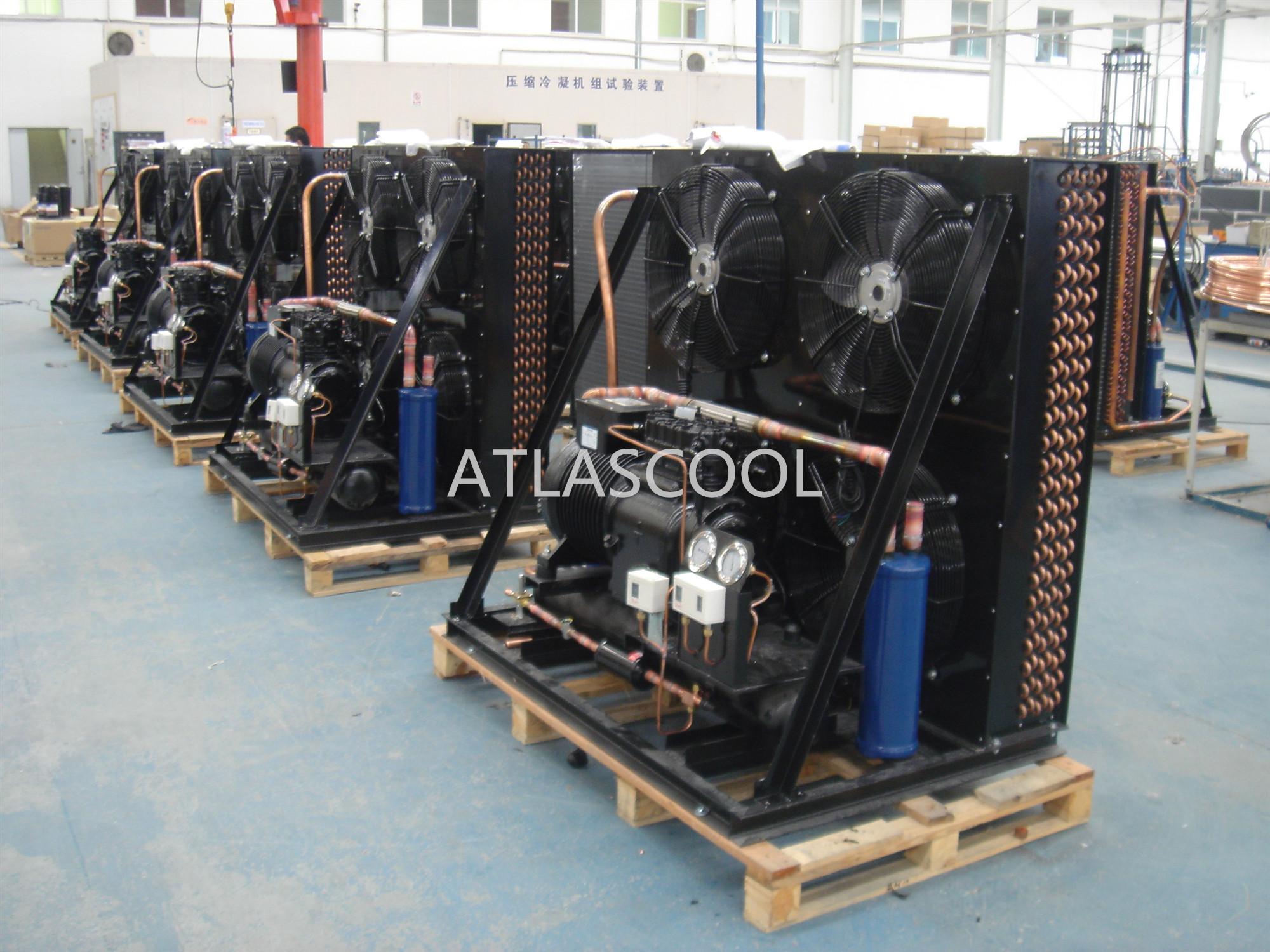 copeland refrigeration condensing units