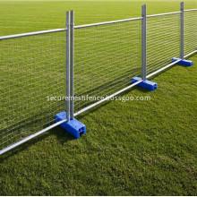 Australia Temporary Fence with Plastic Base