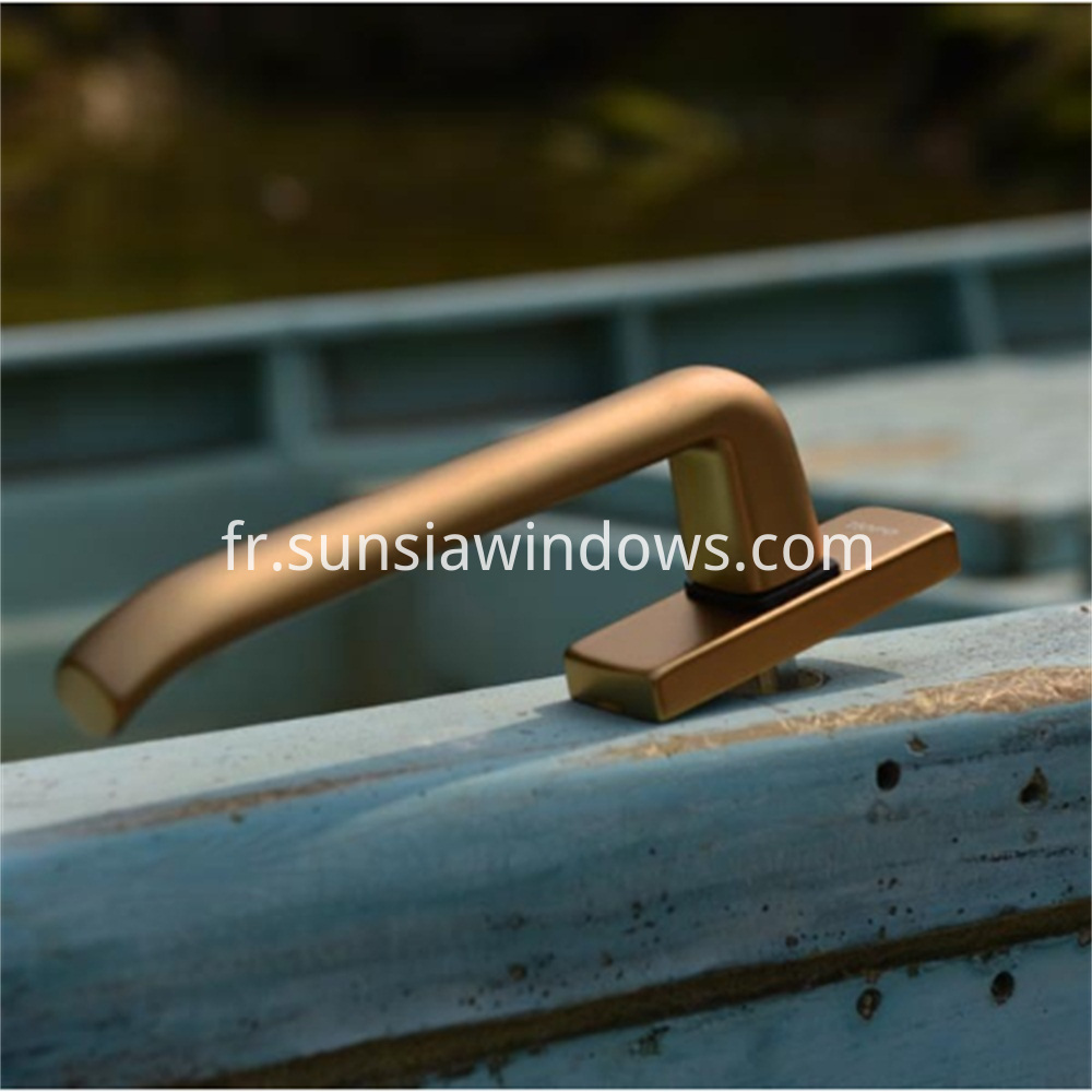Multi-points Aluminum Window Lock Handle