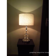 Bedroom Decorative E27 Iron Residence Table Light (TL 1559/C+WT)