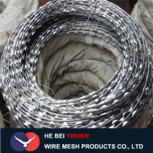 Concertina razor barbed wire razor wire for sale