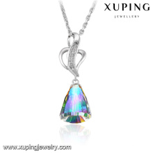 32799-xuping fashion imitation jewelry Crystals from Swarovski, bell shape pendant