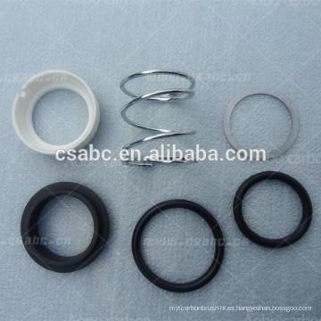anillo de sello de grafito de carbono