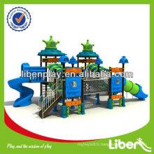 Liben a utilisé la vente commerciale de matériel de terrain de jeux Residential Design gymnase extérieure LE.SY.010