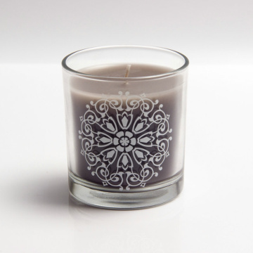 Logo decorativo decorativo Coconut Srtongly Smells Luxury Candles